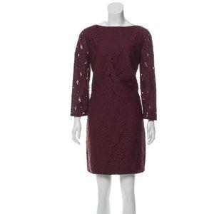 Diane Von Fustenberg Floral Dress